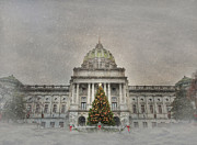 Pennsylvania Art - Tis the Season by Lori Deiter