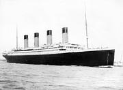 Stefan Kuhn - Titanic departing Southhampton