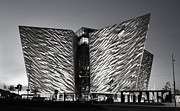Peter McAuley - Titanic Museum Black and...