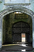 Entrance Door Posters - Titchfield Abbey Gatehouse Poster by Terri  Waters