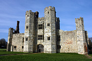 Titchfield Abbey Hampshire Print by Terri  Waters