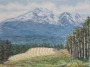 Mountain Valley Pastels - To Be With You by Constance Widen