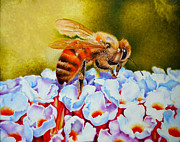 To Bee Or Not To Bee Print by Rene Holovsky
