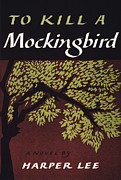 Book Cover Art - To Kill A Mockingbird, 1960 by Granger