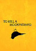 Mockingbird Mixed Media - To Kill A Mockingbird by Mike Taylor