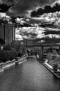 Richmond Virginia Prints - To The East Flows The Water Print by Tim Wilson
