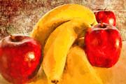 Barry Jones - Still Life - Fruit - To Your Health