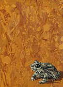 Marble Originals - Toadally by Cara Bevan