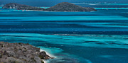 St Vincent And The Grenadines Prints - Tobago Cays Print by Don Schwartz
