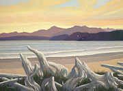 Chris MacClure - Tofino Morning