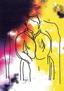 Together Print by Bjorn Sjogren