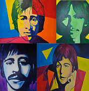 George Harrison Art - Together by Mitchell Todd