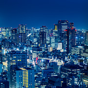 Tokyo 19 Print by Tom Uhlenberg