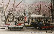 Patricia Hofmeester - Tokyo park circa 1910