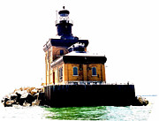 Sharon McLain - Toledo Harbor Lighthouse
