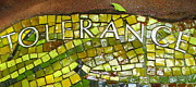 Mosaic Photos - Tolerance by Randall Weidner
