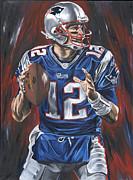 David Courson - Tom Brady