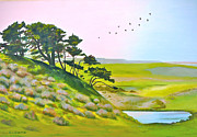 Kingston Prints - Tomales California Print by K Kingston