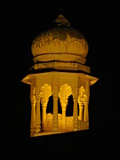 Lighted Pyrography - Tomb by Abhishek Gupta