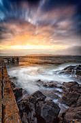 Scottish Landscape Prints Framed Prints - Tomorrow Framed Print by John Farnan