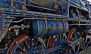 Train Pictures Prints - Tonnage Print by Skip Willits