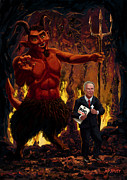 Martin Davey - Tony Blair in Hell with...