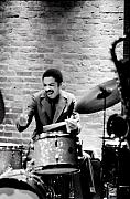 Drummer Photos - Tony Williams at the Penthouse by Dave Coleman