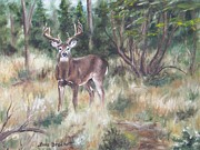 Rack Paintings - Too Tempting by Lori Brackett