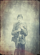 Civil War Photos - Too Young To Die by Edward Fielding