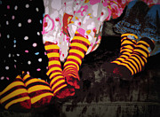 Pajamas Digital Art - Tootsies by Janice Sakry