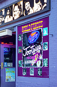 Clubs Photo Framed Prints - Tootsies Nashville Framed Print by Brian Jannsen