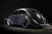 Grau Framed Prints - Top Chop Beetle 1 Framed Print by Stefan Bau
