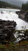 Gail Matthews - Top of the Athabasca Falls