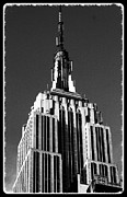 Top Of The Esb Print by Christopher Woods
