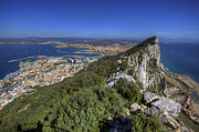Nigel Hamer - Top Of The Rock Of Gibraltar