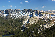 Mammoth Lakes Art - Top Of The Sierras by Adam Jewell