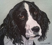 Anita Putman - Torch- English Springer...