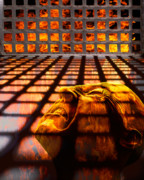 Tormented Soul Print by Tom Mc Nemar