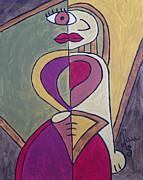 Torn Print by Paula Marcenaro Solinger