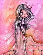 Whimsy Mixed Media - Torn by Sour Taffy
