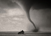 Tornado Print by Gregory Dyer