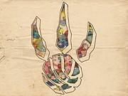 Toronto Raptors Logo Art Print by Florian Rodarte