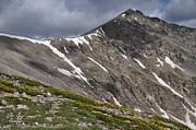 Bierstadt Photo Metal Prints - Torreys Peak Metal Print by Aaron Spong