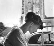 Marianne Hederstrom Greenwood - Torun Bulow-hube In Antibes 1962