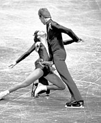Figure Skating Photos - Torvill and Dean by Mike Flynn