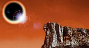 Jim DeLillo - Total Eclipse on Mars