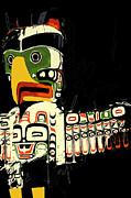 Totem Pole 01 Print by Catf