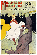 Belle Epoque Photo Prints - Toulouse-lautrec: Poster Print by Granger