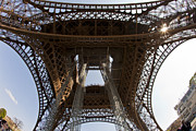 Art Ferrier Art - Tour Eiffel 4 by Art Ferrier