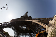 Art Ferrier Art - Tour Eiffel 5 by Art Ferrier